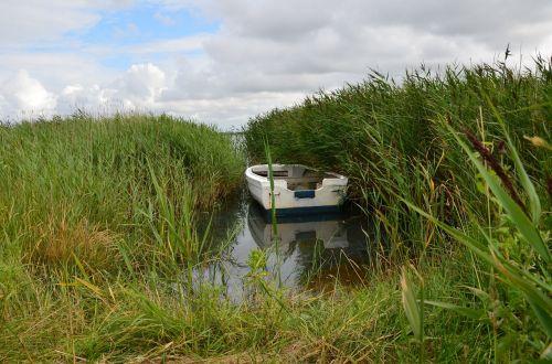 denmark nissum fjord boot
