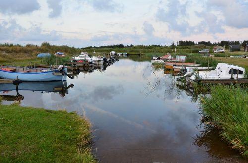 denmark nissum fjord port