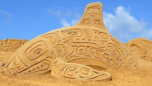 denmark sand sculptures sculpture