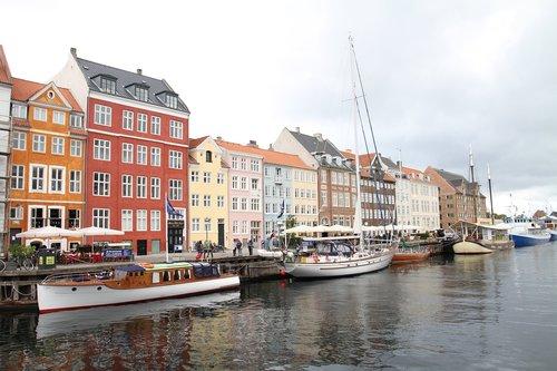denmark  ship  canal