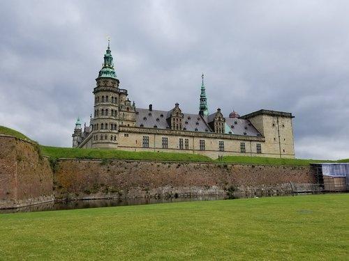 denmark  castle  history
