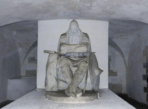 denmark viking monument