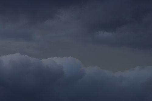 Dense And Overcast Sky