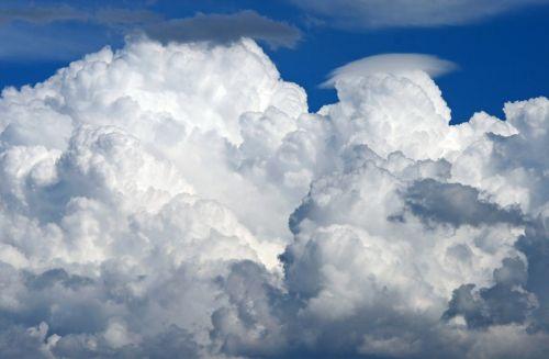 Dense Billowing Cloud