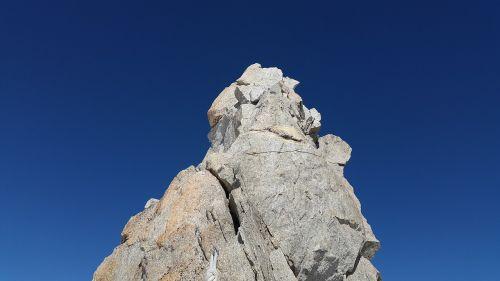 dent du géant granite aiguille du géant