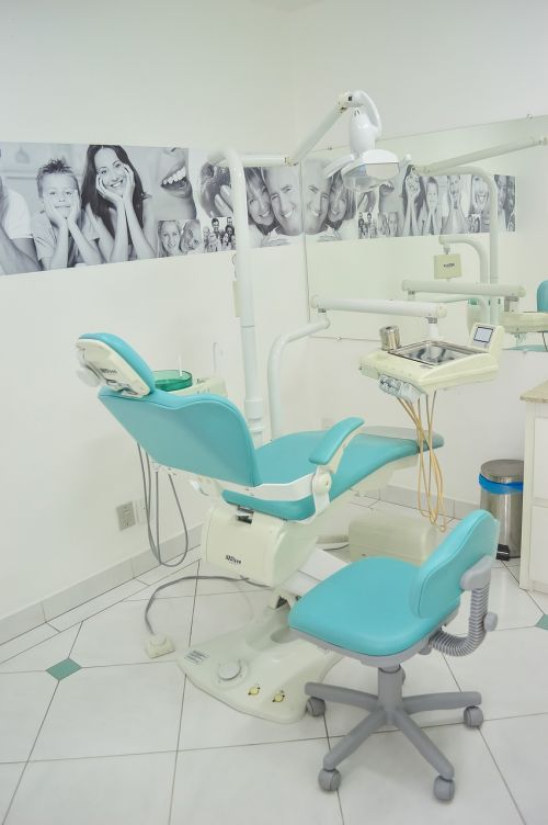 dentist dental office dental chair