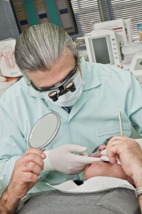 dentist dental treatment dental visit