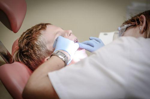 dentist pain borować