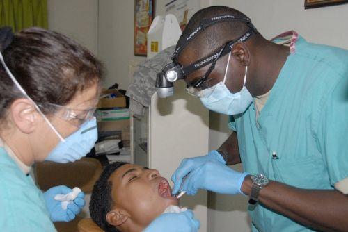 dentist dental hygiene