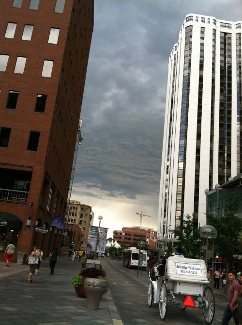 denver storm clouds