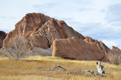 denver fall color mountain