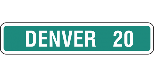 denver ahead 20