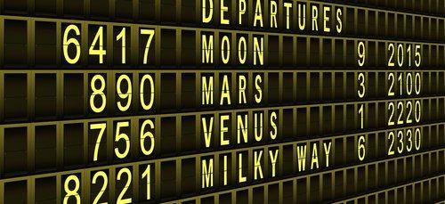 departure  timeline  intergalaktisch