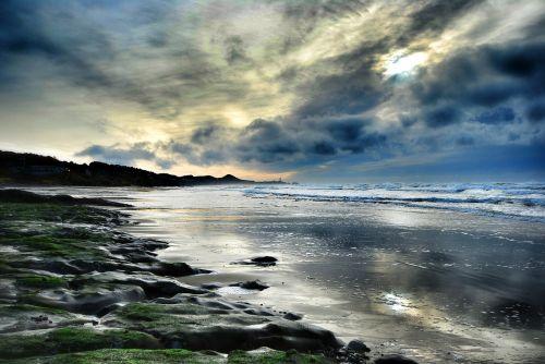 depoe bay ocean shore