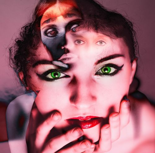 depression schizophrenia multiple personality disorder