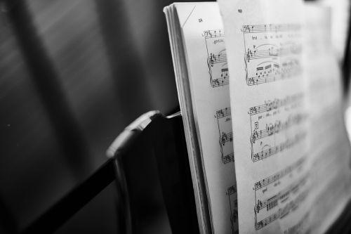depth of field music music notations