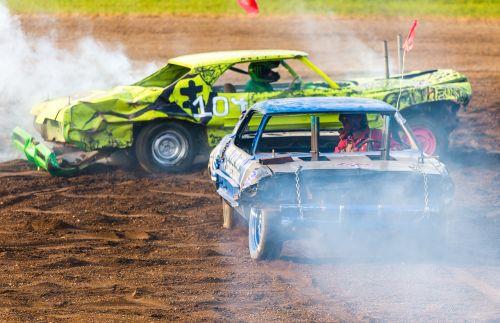 derby demolition auto