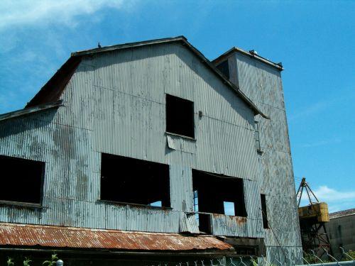 Derelict Warehouse North Vancouver