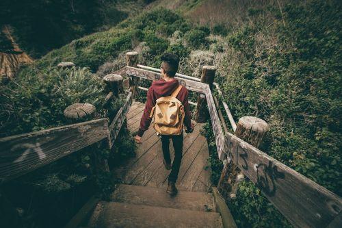 descent descend hike
