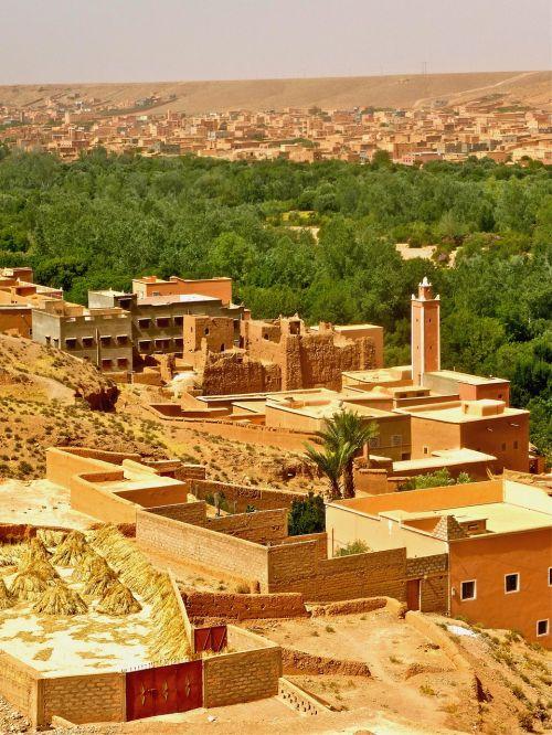 desert minaret morocco