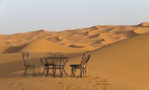 desert daybreak morocco