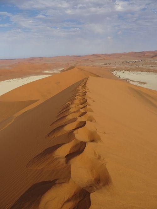 desert dunes trace