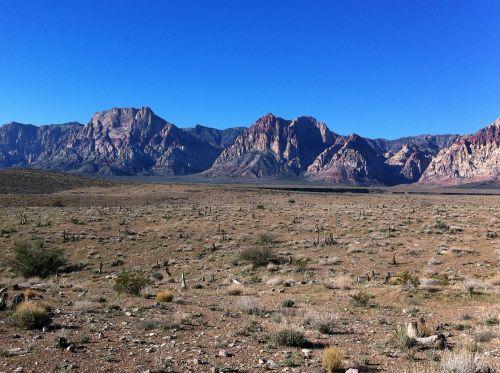 desert nevada mountain