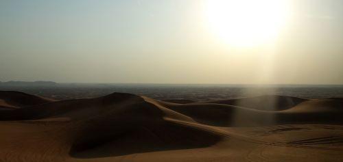 desert emirates dubai
