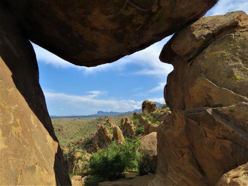 desert big bend wilderness