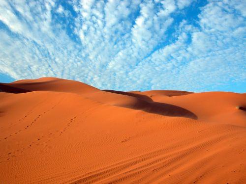 desert summer morocco