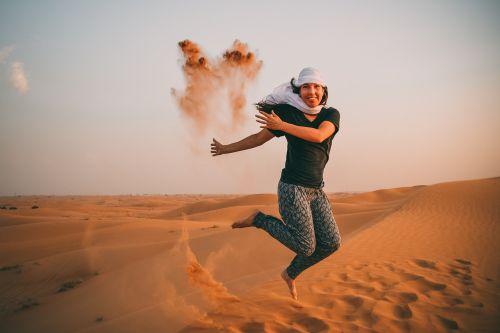 desert summer sands
