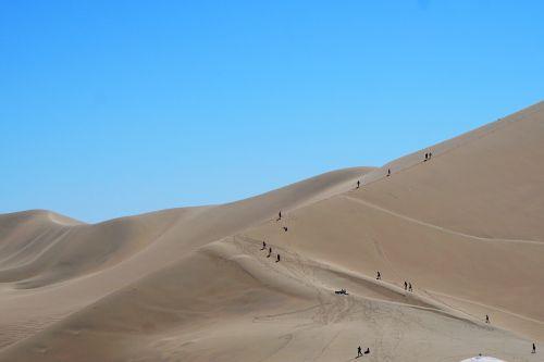 desert sand adventure