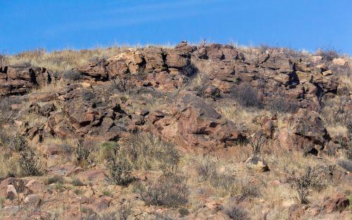 desert dry nature