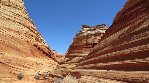 desert  sand stone  travel