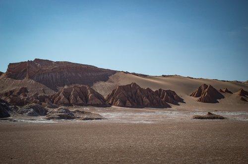 desert  san pedro de atacama  sand