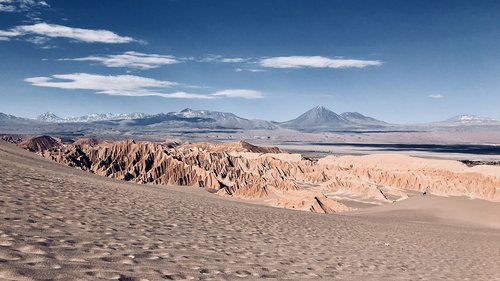 desert  sand  atacama