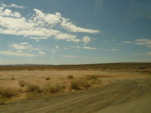 desert drive exit