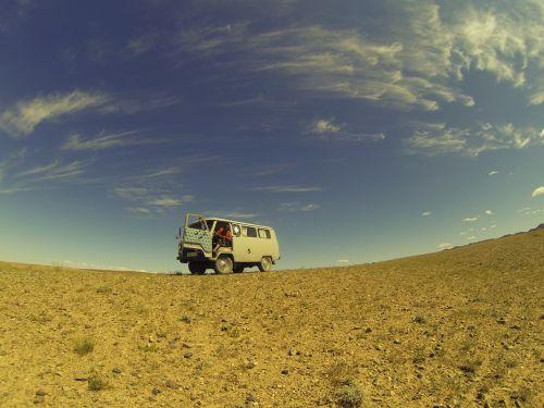 desert suburbs mongolia