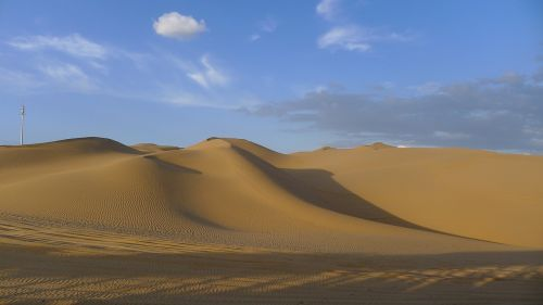 desert sky mongolia