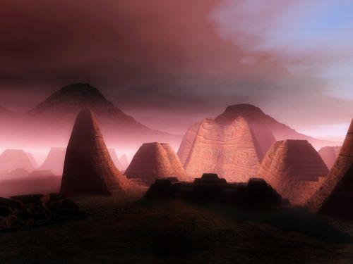 Desert Dreams 1