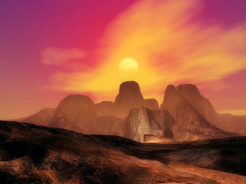 Desert Dreams 3