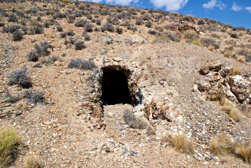 Desert Gold Mine