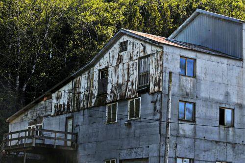 Deserted Factory