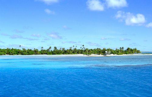 deserted island heavenly landscape deserted beach