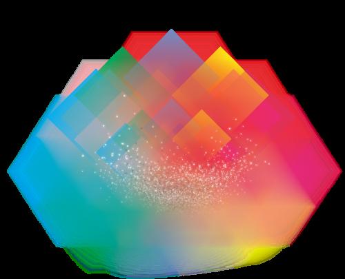 design shapes colors