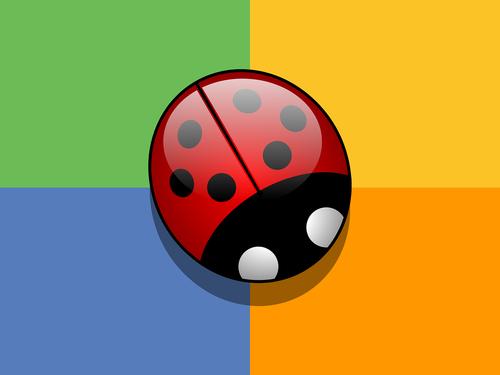 design  beetle  luck