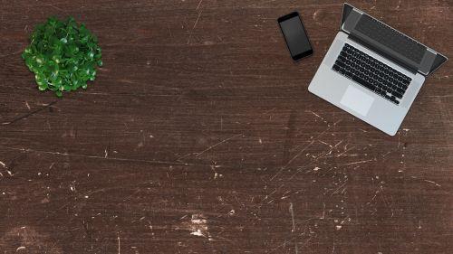 desk blank wood