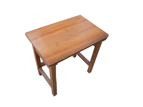 desk student desk wooden desk