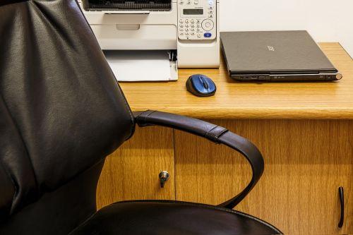 desk office work