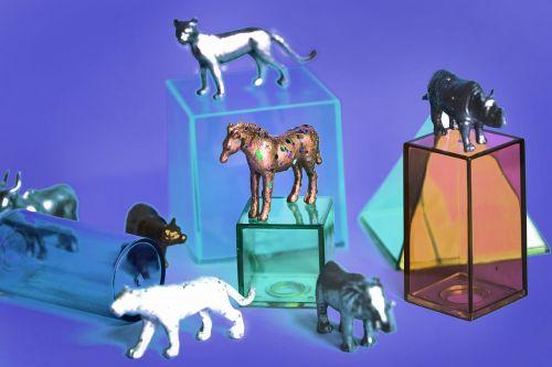 desktop amusement animals